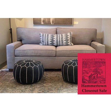 "Alex 79"" 2/2 Luxe Queen Sleeper Sofa in  Fulmer Earth"