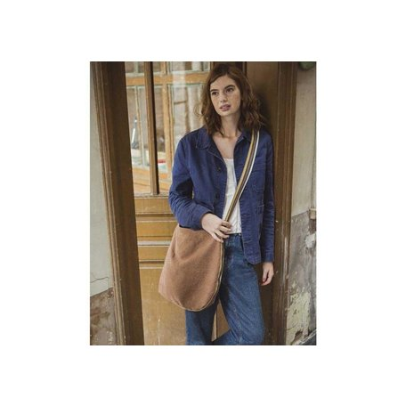 Libeco Linen Leroy Crossbody Bag