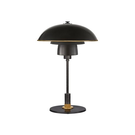 Whitman Desk Lamp in Bronze