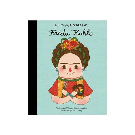 Frida Kahlo by Isabel Sanchez Vegara and Gee Fan Eng