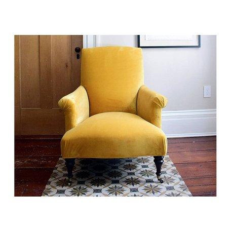 Rebecca Chair in Vivid Saffron by MGBW