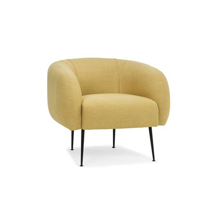 Sepli Accent Chair in Curry