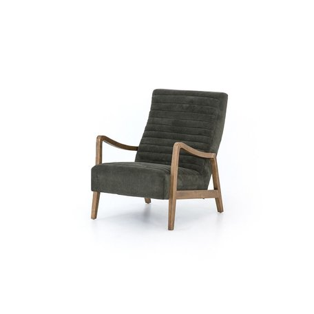 Fala Chair in Mesa Olive