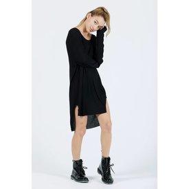 Joah Brown Knightingale Dress Shirt Black Rib