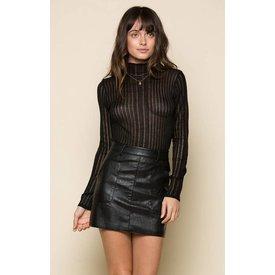 5a5f48b1b6 Tease Skirt Wild Honey | Midnight Rambler Boutique | Women's Boho ...