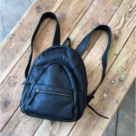 Fluer Leather Backpack