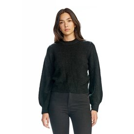 Rollas Gigi Sweater Black