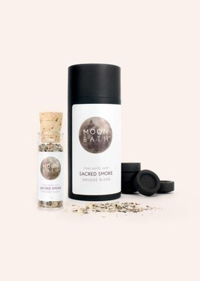 Moon Bath Sacred Smoke Smudge Blend