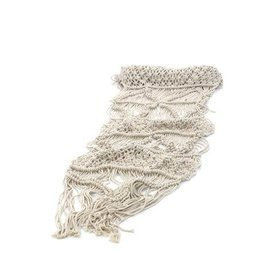 Soul of the Party Macrame Table Runner