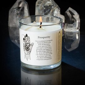Magic Fairy Candles Magic Fairy Candles: Prosperity