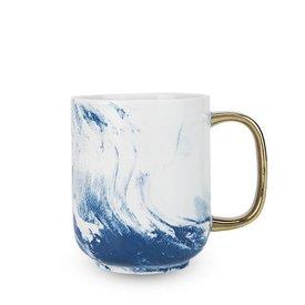 TRUE Seaside Marbled Ceramic Mug