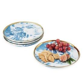 TRUE Seaside Marbled Appetizer Plate