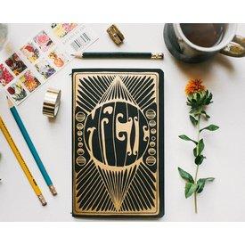 Native Bear Magic Notebook