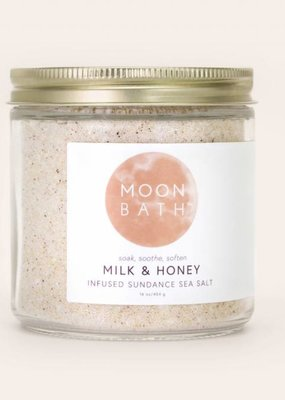 Moon Bath Infused Sundance Sea Salt