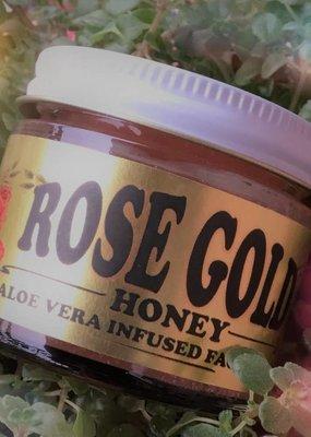 Wild Honey Botanicals Rose Gold Honey Mask