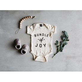 The Oyster's Pearl Bundle of Joy Onesie