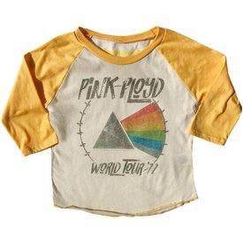 Rowdy Sprout Pink Floyd Raglan Tee