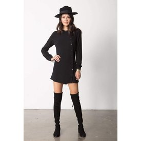 Stillwater LA L' AVENUE MINI Dress Black