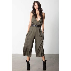 Stillwater LA V Neck Slip Jumpsuit