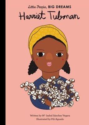 Quatro Books Harriet Tubman