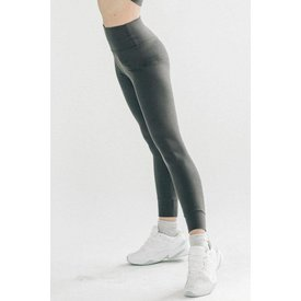 Joah Brown Balance Legging Charcoal Rib