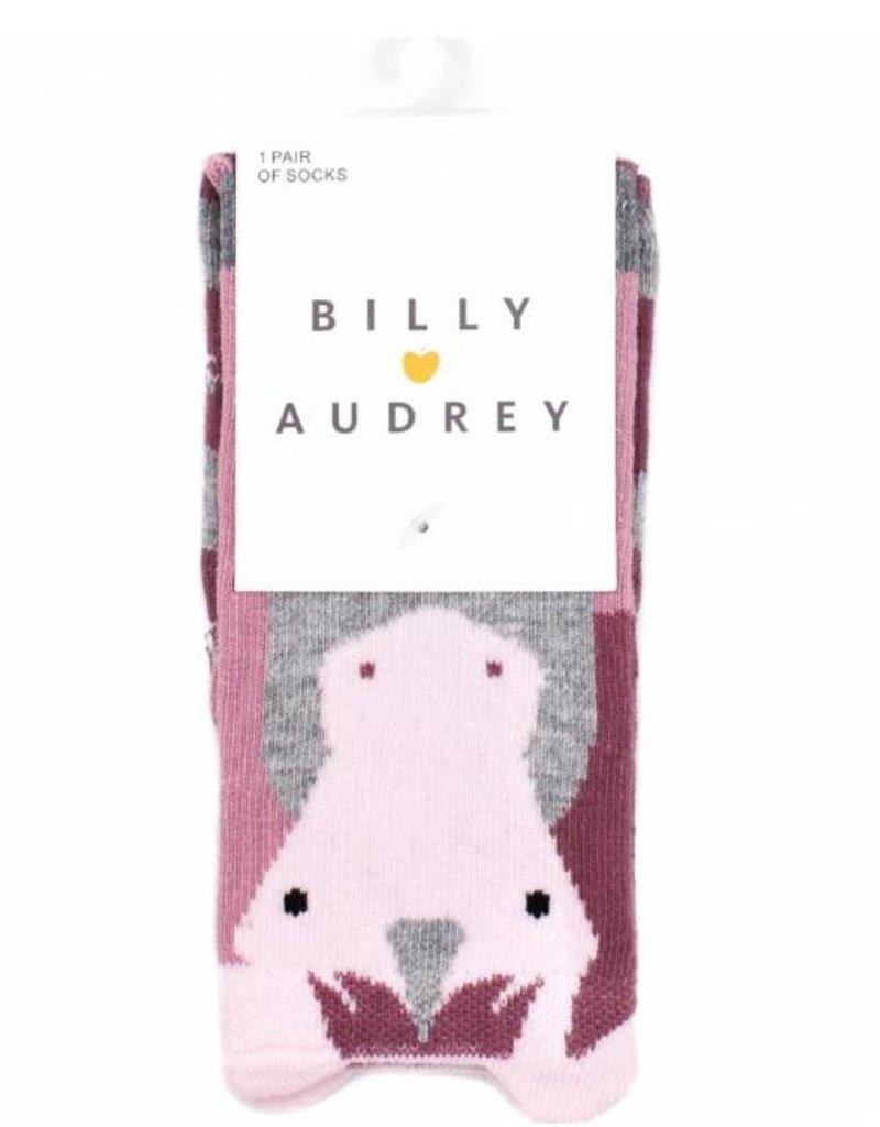 Billy Loves Audrey Unicorn Socks