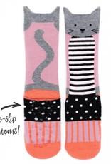 Billy Loves Audrey Kitty Socks