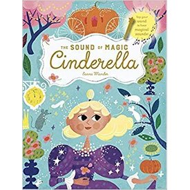 Quatro Books The Sound of Magic: Cinderella