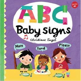 Quatro Books ABC baby signs