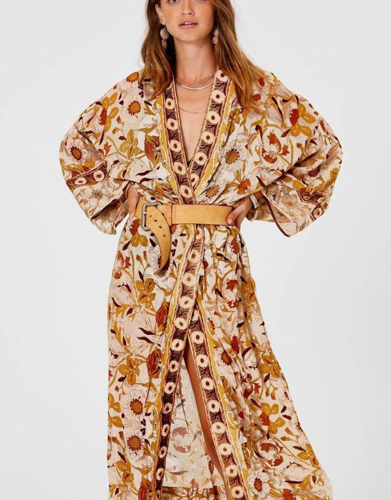 Jens Pirate Booty Paradise Kimono Ginger Wallflower