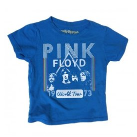 Rowdy Sprout Pink Floyd World Tour Tee