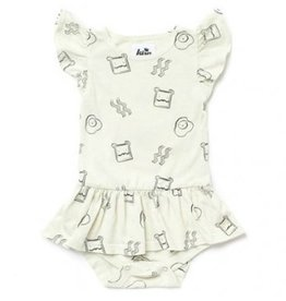 Kira Kids Brunch Dress Onesie
