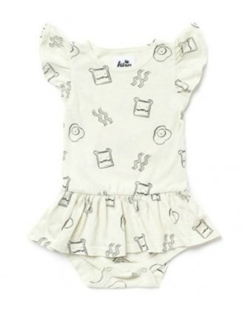 Kira Kids Brunch Dress Onesie