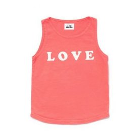 Kira Kids Love Graphic Tank