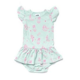 Kira Kids Fruit Dress Onesie