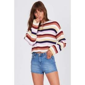 Amuse Society Bahia Sweater Multi