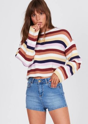 Amuse Society Bahia Sweater Multi