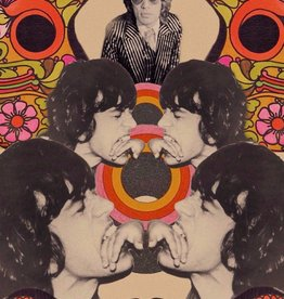 Electric Sister Scorpio Mick Jagger Psychadellic Print