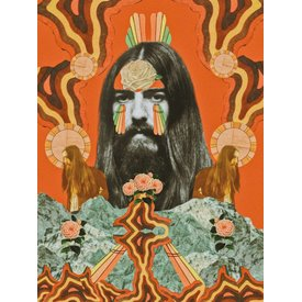 Electric Sister Scorpio George Harrison Print