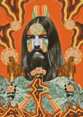 Electric Sister Scorpio George Harrison Print
