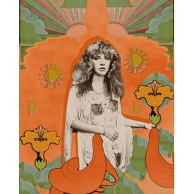 Electric Sister Scorpio Stevie Nicks Print