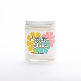 Ginger June Candle Co. I Got You Babe