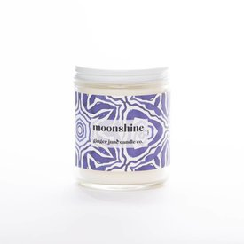 Ginger June Candle Co. Moonshine Candle