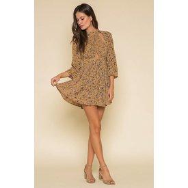 Raga LA Sofia Cutout Short Dress