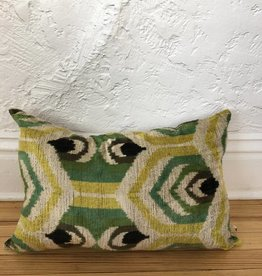 Pillow 70s Green