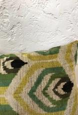 Pillow 70s Green