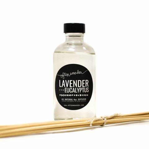 Apothec Diffuser Lavender & Eucalyptus