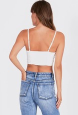 Amuse Society Camila Crop Top