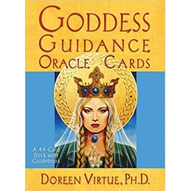 Penguin Goddess Guidance Oracle Cards
