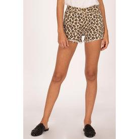 Amuse Society Shoreline Short Leopard